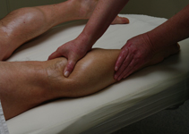 Deep Tissue Sports massage at MuscleWorx Massage Clinic